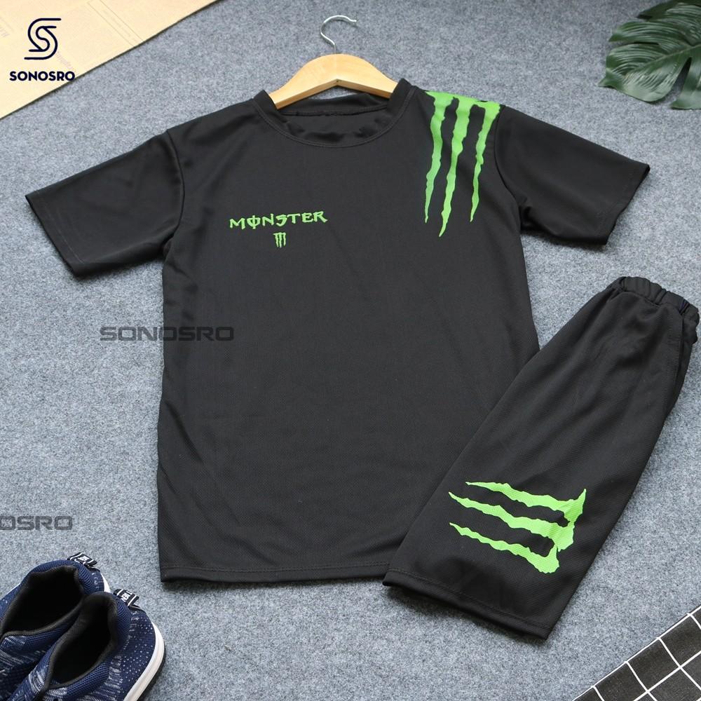 Bộ quần áo thể thao nam SNR - BTT - 202 năng động – SONOSRO