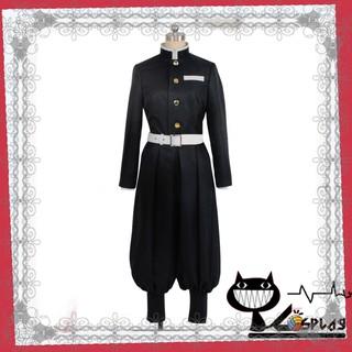 Đồng phục đen Kimetsu (quần áo cosplay Tomioka, Shinobu, Tanjirou, Zenitsu, Igurou)
