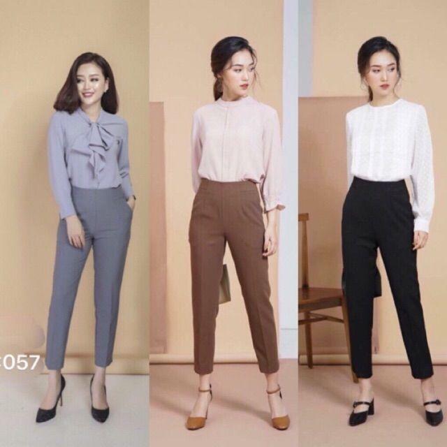 Combo quần tây công sở 99k Đồng Giá