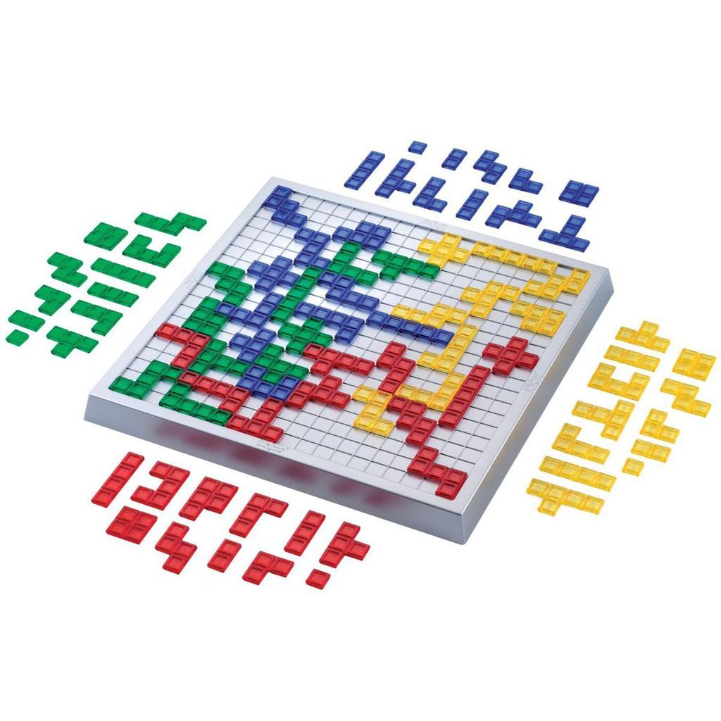 Trò chơi Blokus - Lấn chiếm lãnh thổ - 4 người chơi