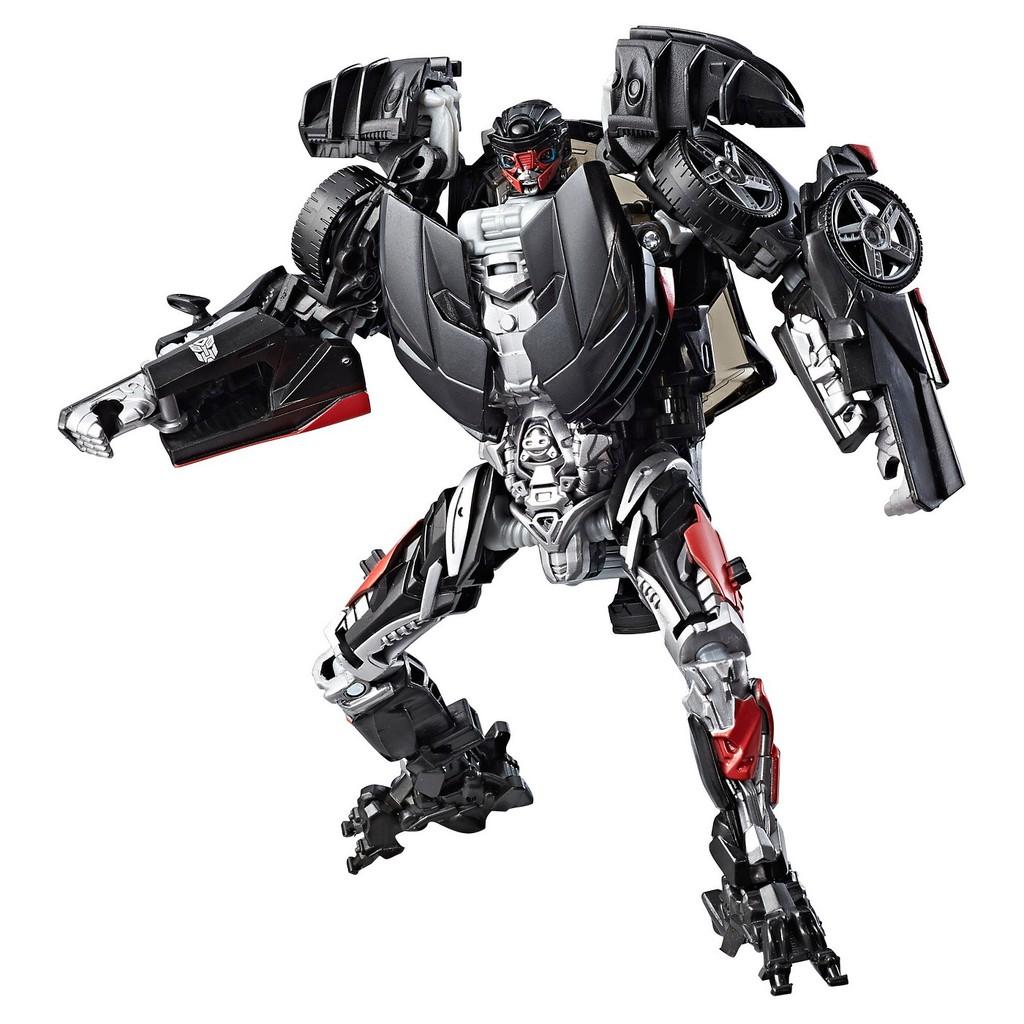 Mô hình Transformer The Last Knight Premier Edition Deluxe Hot Rod