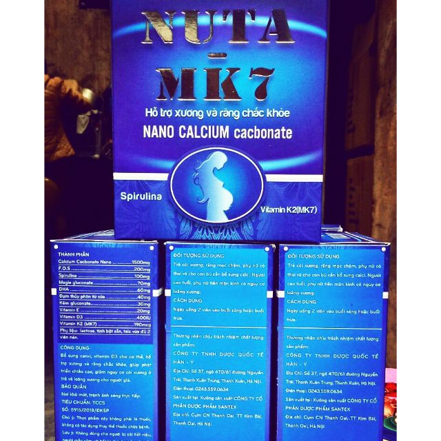 CALCI NUTA MK7