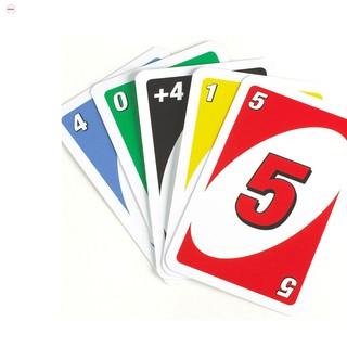 [SALE OFF]Bộ bài Uno giấy chất liệu cao cấp 108 lá