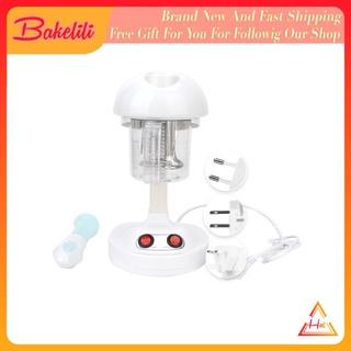 Bakelili Portable Hot Mist Face Steamer Hydrating Moisturizing Spray Beauty Salon Machine