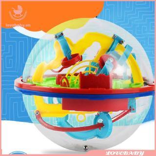 [0612]3D Puzzle Magic Maze Ball 299 Level Perplexus Magical Intellect Marble Ball