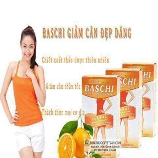 Thuốc Giảm Cân Baschi Cam Thái Lan - 3494543 , 790922327 , 322_790922327 , 78000 , Thuoc-Giam-Can-Baschi-Cam-Thai-Lan-322_790922327 , shopee.vn , Thuốc Giảm Cân Baschi Cam Thái Lan