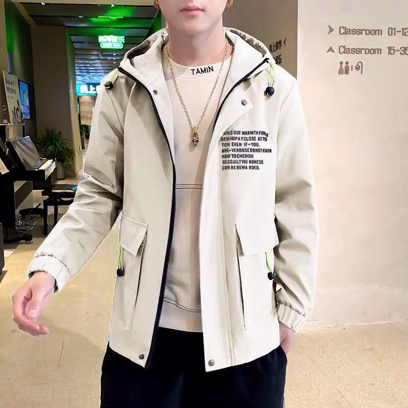 Áo khoác kaki nam 2 lớp  , áo khoác kaki thời trang cao cấp nam MS660