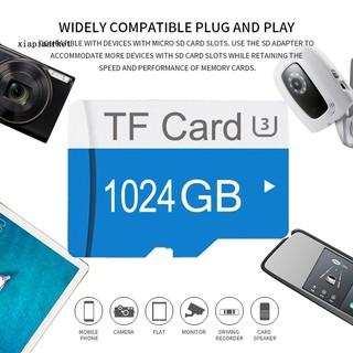 Thẻ Nhớ Micro Tf Tốc Độ Cao 128g / 256g / 512g / 1t U3