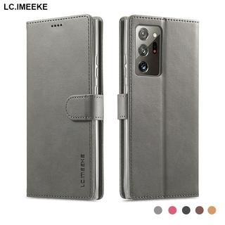 Bao Da Điện Thoại Nắp Lật Dạng Ví Cho Samsung Galaxy Note 20 Ultra Note 20