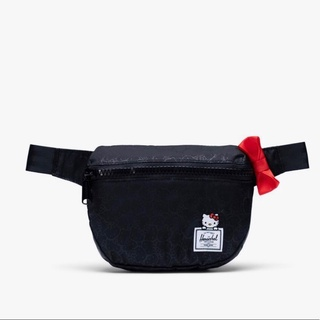 Túi bao tử Herschel x Hello Kitty màu đen thumbnail