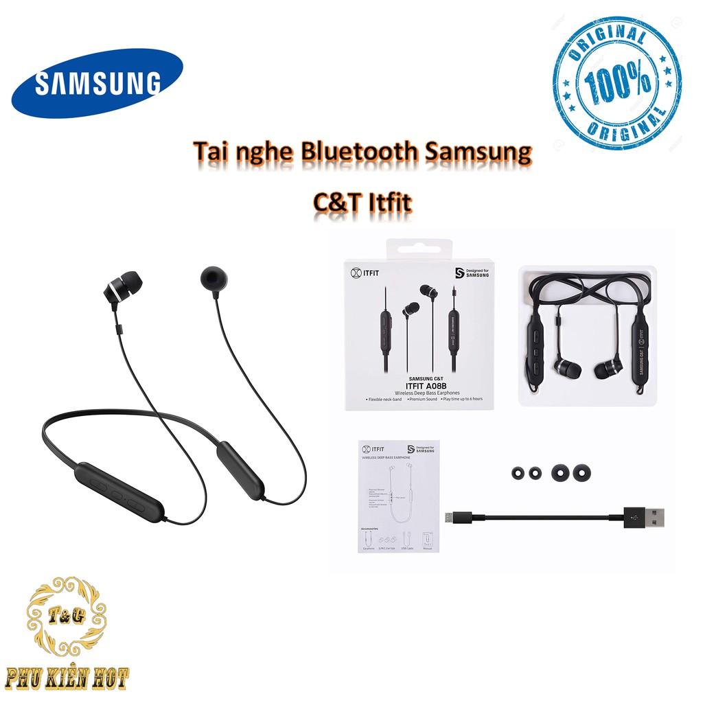 [Mã 267ELSALE hoàn 7% đơn 300K] Tai nghe Bluetooth Samsung C&T Itfit