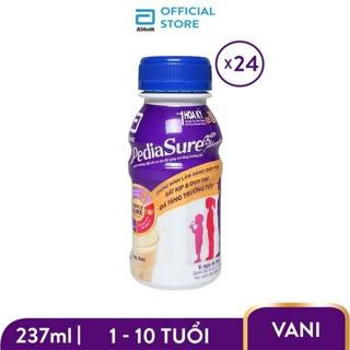 """Thùng 24 Sữa nước PediaSure 237ml/chai hương vani giá chỉ còn <strong class=""""price"""">73.900.000.000đ</strong>"""