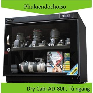 Tủ chống ẩm Dry Cabi AD-80 II, 80L ngang thumbnail
