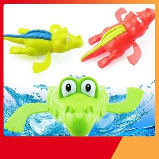 [KAS] Đồ chơi bồn tắm thú biết bơi cho bé T1053 – Loại to Loại Xịn