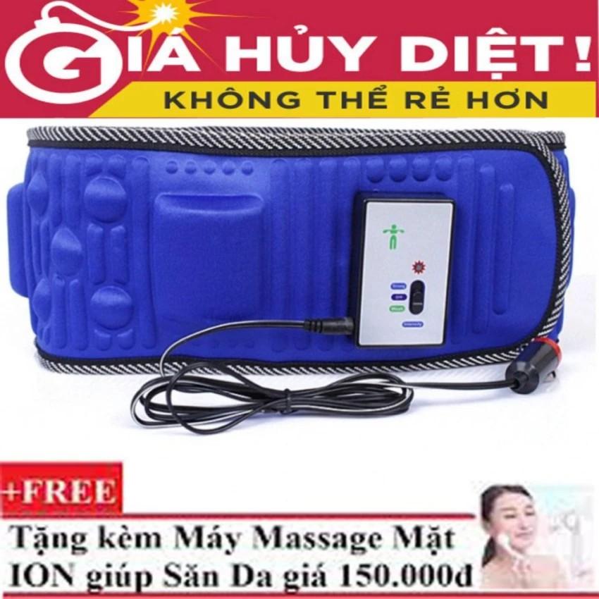 Đai massage giảm mỡ cho Mẹ Bé sau khi sinh + Tặng Máy mát-xa cân bằng da mặt. - 3101535 , 655808375 , 322_655808375 , 190000 , Dai-massage-giam-mo-cho-Me-Be-sau-khi-sinh-Tang-May-mat-xa-can-bang-da-mat.-322_655808375 , shopee.vn , Đai massage giảm mỡ cho Mẹ Bé sau khi sinh + Tặng Máy mát-xa cân bằng da mặt.
