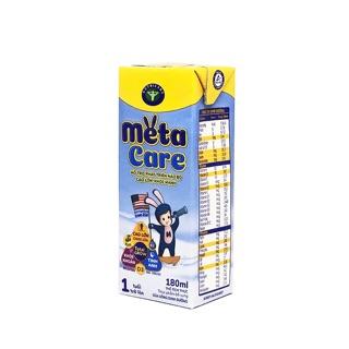 Thùng sữa METACARE pha sẵn 180ml (48 hộp) thumbnail