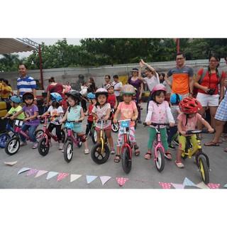 Xe thăng bằng Babysport