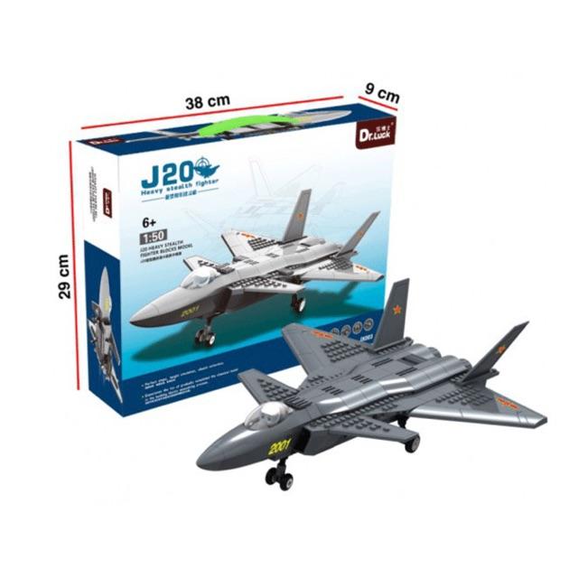 Lego JX003 - Máy bay phản lực chiến đấu