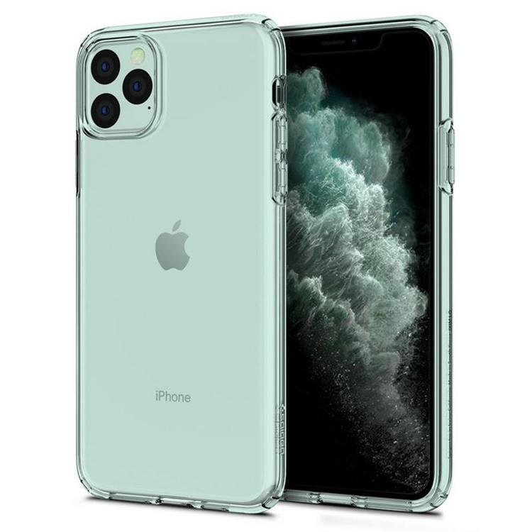 Ốp dẻo Spigen Liquid Crystal iPhone 11 series