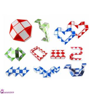 ✨✅ Snake Speed Cubes Twist Puzzle Toys for Kids Party Bag Fillers Party Favours ✨