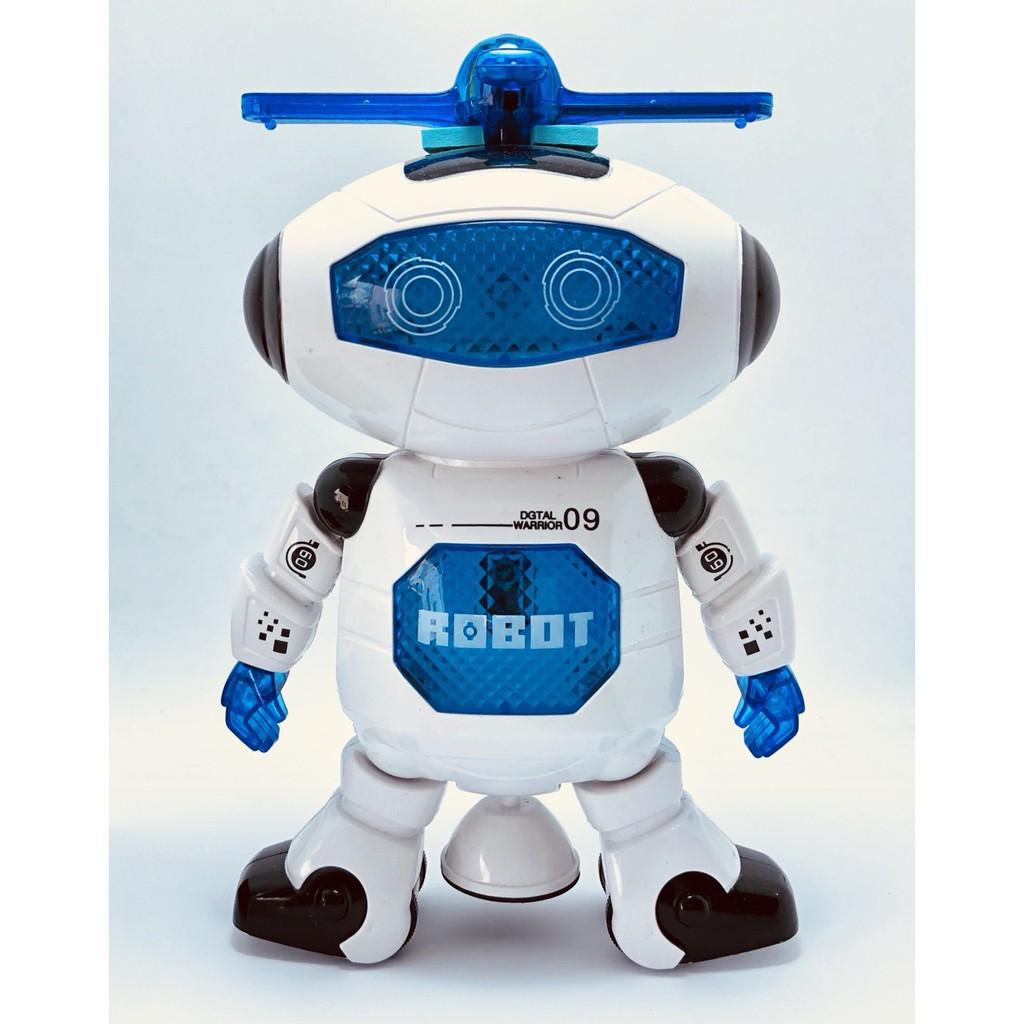 Robot thông minh xoay 360 - 4154  Miễn phí vận chuyển cho đơn hàng từ 99k