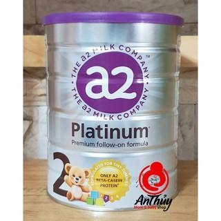 Sữa A2 Platinum Số 2 900g thumbnail