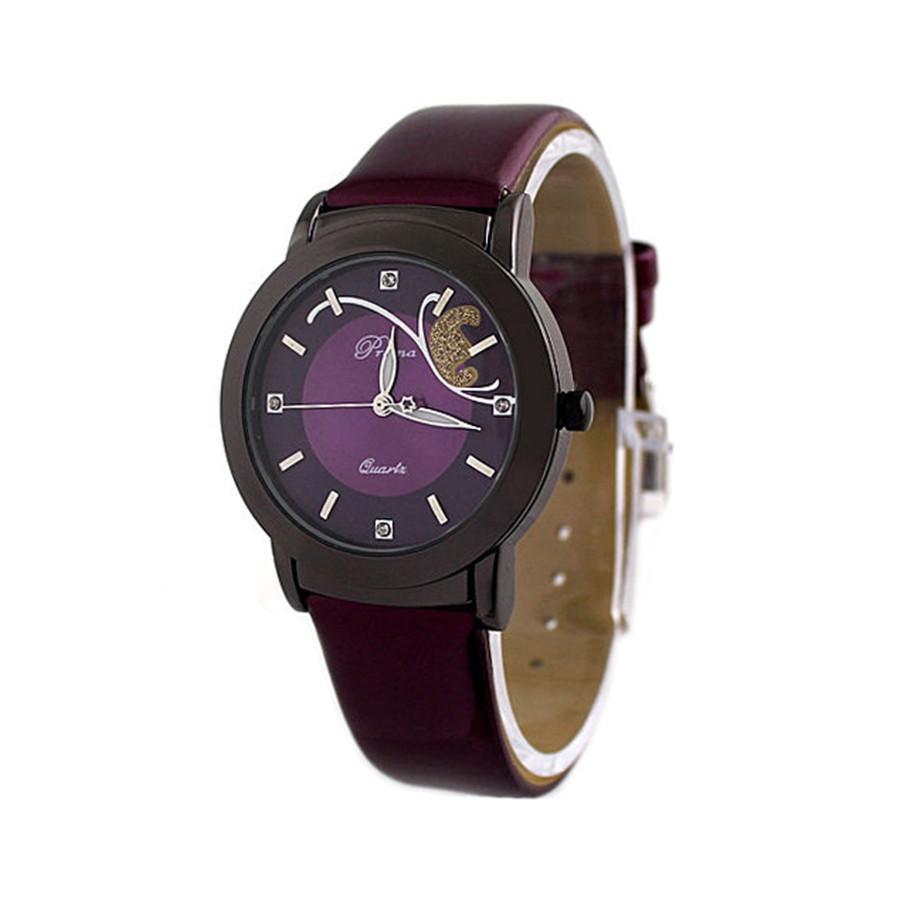 (HOT SALE) Đồng hồ Quartz kiểu dáng sang trọng cho nữ