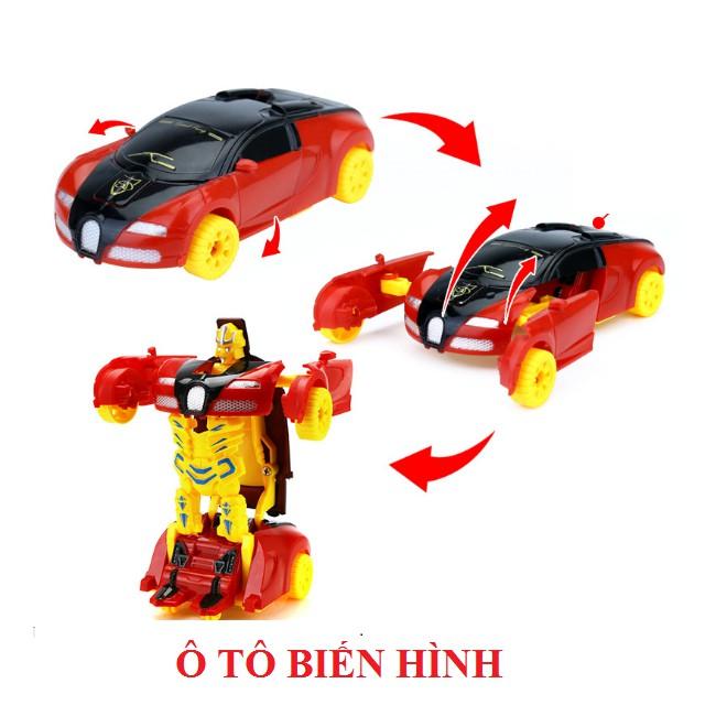 Đồ chơi ô tô biến hình robot - 2996236 , 721677244 , 322_721677244 , 58000 , Do-choi-o-to-bien-hinh-robot-322_721677244 , shopee.vn , Đồ chơi ô tô biến hình robot