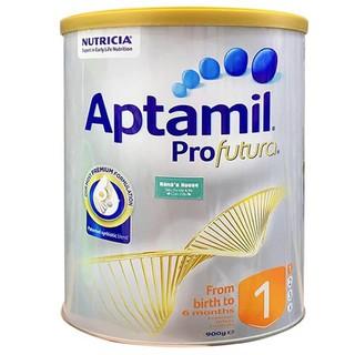 Sữa bột Aptamil Úc 1 (0-6 tháng) 900g