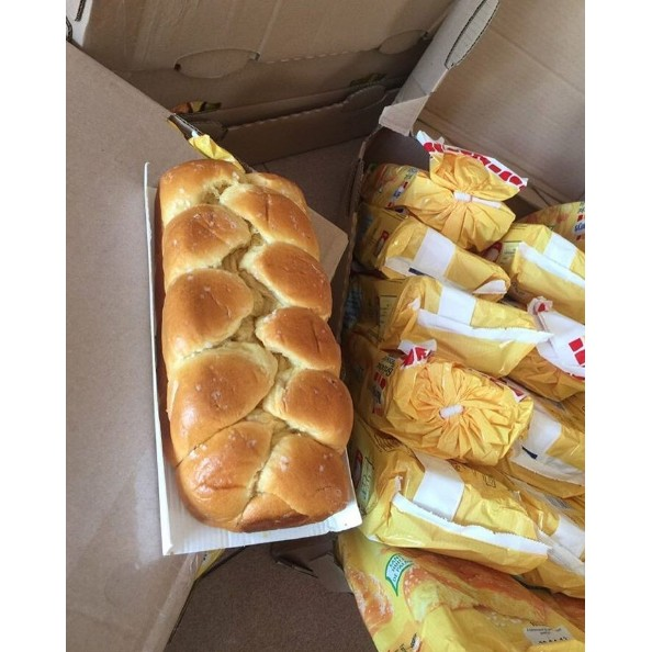 Bánh mì hoa Cúc Pháp ổ lớn 500 gram (Hàng về mới mỗi tuần)