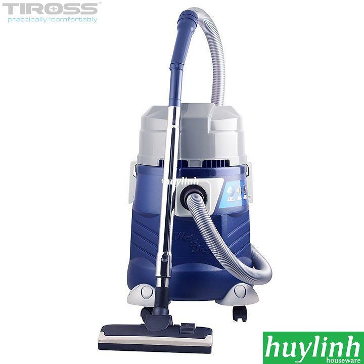 Máy hút bụi công nghiệp Tiross TS9301 - 32 lít - Malaysia