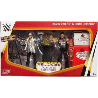 Mô hình đô vật mỹ wwe Kevin Owens & Chris Jericho