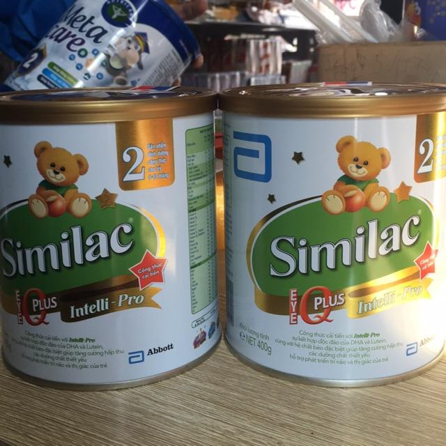 Sữa Similac 2(400g) dành trẻ từ 6-12 tháng tuổi