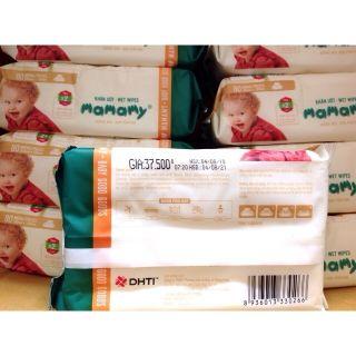 Combo 10 gói khăn Mamamy ( 80 tờ )