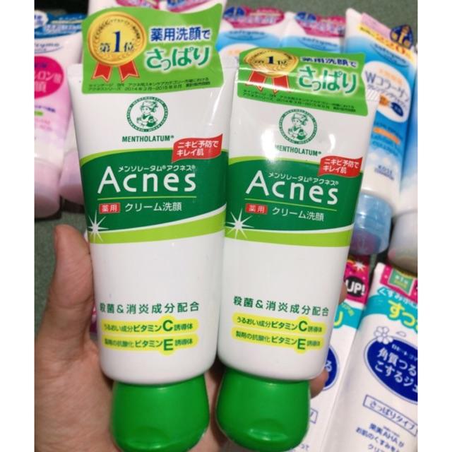 Sữa rửa mặt Acnes Nhật Bản 130g - 10086447 , 1271377847 , 322_1271377847 , 150000 , Sua-rua-mat-Acnes-Nhat-Ban-130g-322_1271377847 , shopee.vn , Sữa rửa mặt Acnes Nhật Bản 130g
