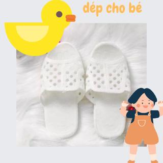 Dép tổ ong trẻ em - Dép tập đi mùa hè cho bé từ sơ sinh đến tiểu học thumbnail