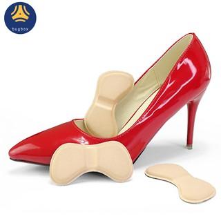 Miếng lót giày sau gót  4D bền, đẹp, chống trầy, chống trượt dành cho mọi lứa tuổi _ BUYBOX_BBPK54