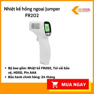 Nhiệt kế hồng ngoại Jumper FR202 (FDA Hoa Kỳ + Xuất thumbnail
