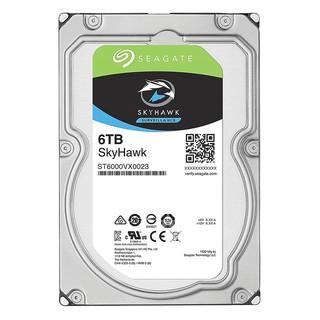 Ổ Cứng HDD Seagate Skyhawk 6TB 5400RPM SATA 3.5