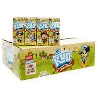 Sữa Tươi Tiệt Trùng Kun Vị Lúa Mạch Hộp 180ml (thùng 48 hộp)