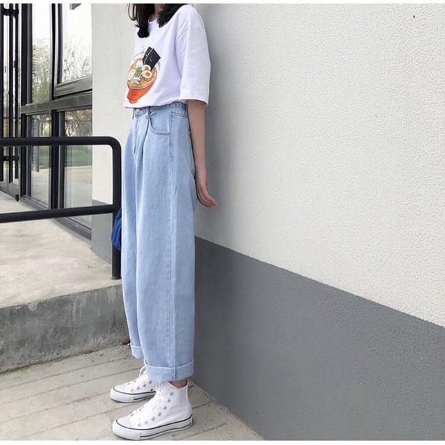 Quần Simple Jeans UNISEX 👉🏻kèm ảnh khách feedback | WebRaoVat