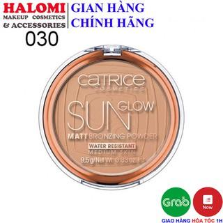 Phấn Tạo Khối Catrice Sun Glow Matt Bronzing POWDER MEDIUM SKIN thumbnail