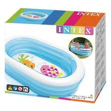 Bể Bơi Phao Intex 57482 Dài 163cm, Rộng 107cm, Cao 46cm