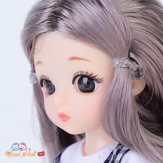 Búp Bê Chibi Abby Li Đầm Ngắn Dễ Thương