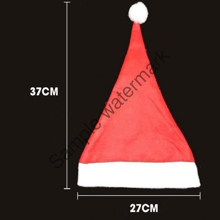 Mũ Ông Già Noel Giáng Sinh - SIÊU CHẤT LƯỢNG
