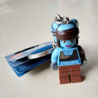 (Chính hãng) Móc khoá Lego Keychain Aayla Secura