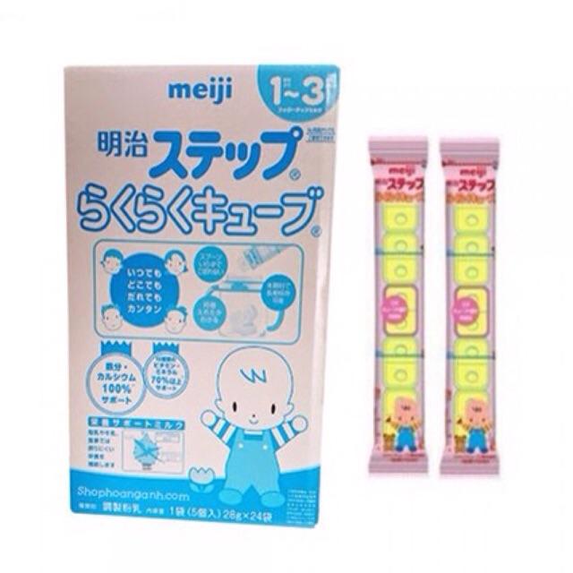 Meiji 9 (lẻ), date mới T8/2019