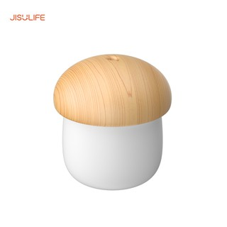 Máy phun sương tạo ẩm không khí hình nấm đáng yêu Jisulife JM02 - Kiêm đèn ngủ - BH 12 tháng chính hãng