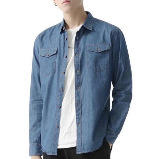 Áo Khoác Jean mỏng Quảng Châu chất lượng, Khoác Ngoài đơn giản, hàng chất lượng