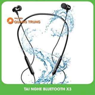 TAI NGHE BLUETOOTH X3 KIỂU DÁNG THỂ THAO